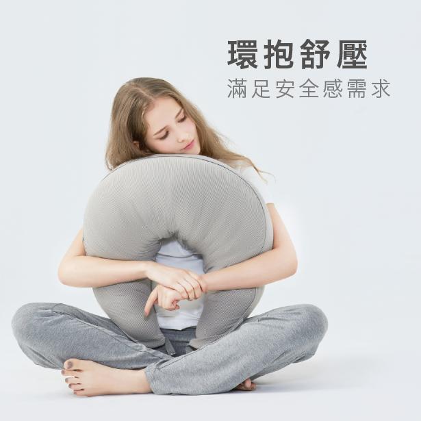 環抱月亮枕-月亮枕使用方法